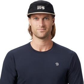 Mountain Hardwear Logo Nylon Camp Hat black